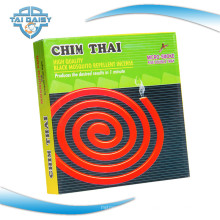 2016 Schwarze Mosquito Coil Smokeless Mosquito Coil Anti Mosquito Produkt