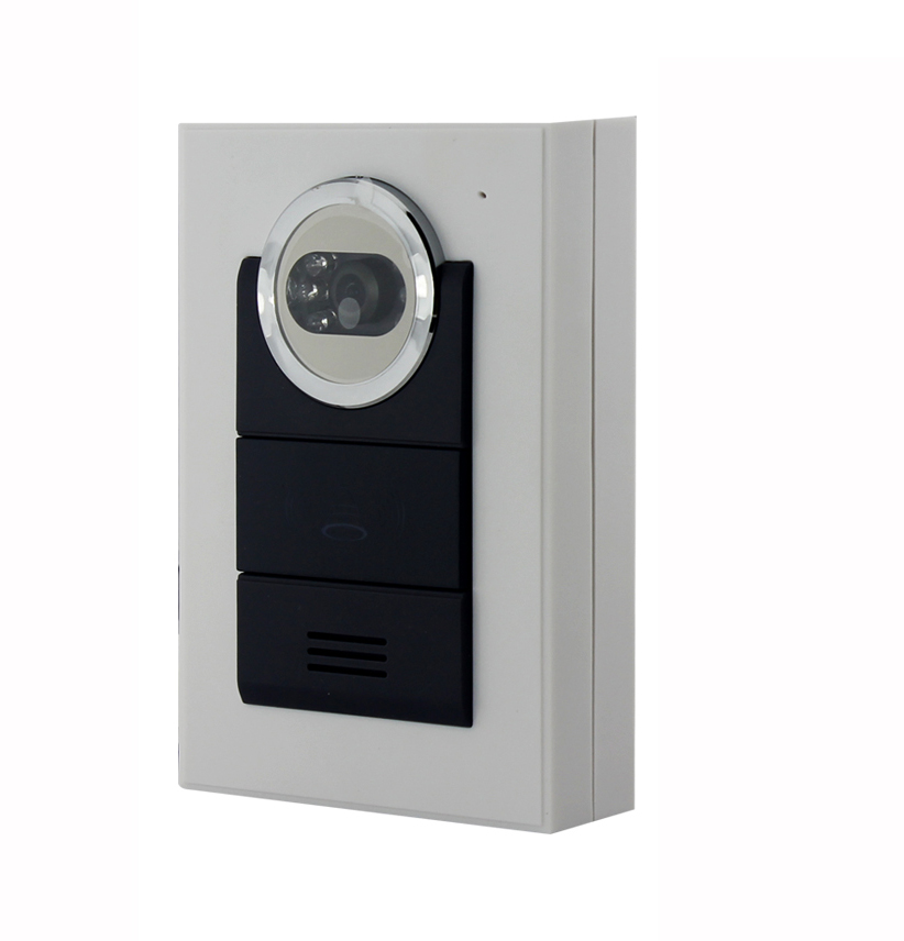 4 Wire Villa Doorbell