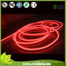 Tubo macio de néon impermeável do diodo emissor de luz com fios de cobre puros