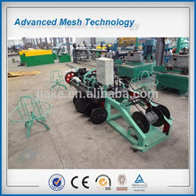 Factory price positive and negative twist barbed wire machine