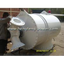 200kW Permanentmagnet-Windgenerator