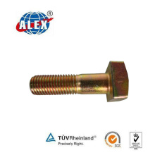 Zinc Plated Day Mark Fish Bolt