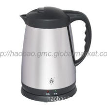 1.2L Electric Keep Warm Kettle, 0.38mm Thickness Stainless Steel