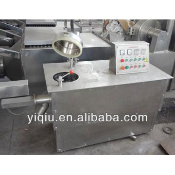 Dry mixing wet mixing granulator machine