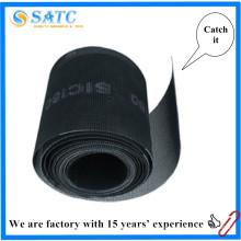 Rouleau de ponçage abrasif en carbure de silicium noir