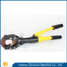 Cortador de cable mecánico hidráulico de la mano del brazo largo hidráulico de dos etapas más popular del tirón del engranaje Hs-250