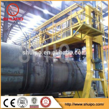 Solar Water Heater Production Line TIG/MIG circular seam welder