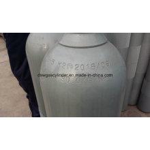 99,999% Cilindro de Enchimento de Gás N2o com Válvula