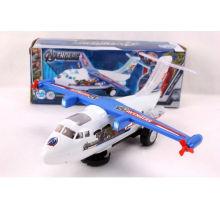 2013 top selling flashing musical flying toy plane