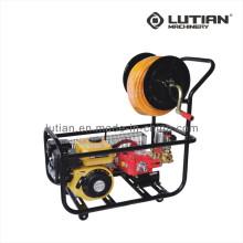 Venda quente 5.5 HP gasolina motor pulverizador 168f definido (LTA4-1)