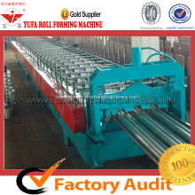 High quality Steel Floor Deck Forming Machine For Metal Structural Building