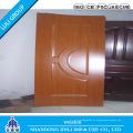 Novo design de porta de melamina pele do grupo Luli