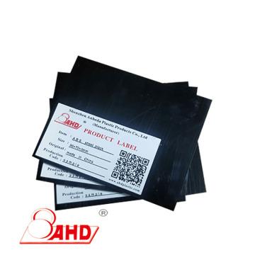 100% Virgin Material ABS Plastic Sheet