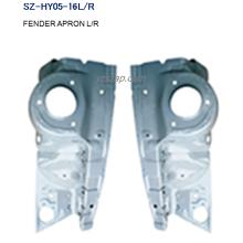 Steel Body Autoparts HYUNDAI 2003 ELANTRA FENDER APRON