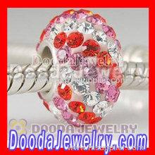Fashion Swarovski Crystal Jewelry Beads European Compatible