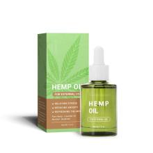 Hemp Seed Oil Private Label 100% Pure Organic Full Spectrum Hemp Cbd Oil for Pain Relief