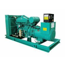 60Hz 320kw 400kVA Diesel Gas Silent Duel Fuel Generator