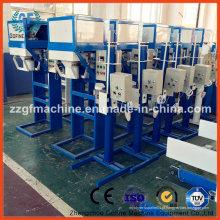 Máquina de fertilização de ensilagem de grânulos químicos