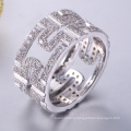 Latest silver finger ring designs 952 silver ring