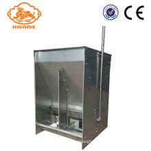 Alimentador automático dobro do lado SST 304 para porcos