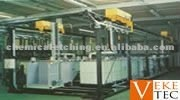 Copper plating machine for PCB