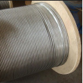"""stainless steel cable railing 1X19 316 1/8"""""""