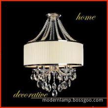 decorative glass pendant lamp
