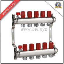 5 Ways Water Distribution Floor Heating Separator (YZF-L076)
