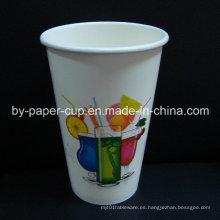 12oz baratos Disposabel Paper Cup