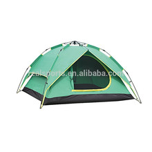 Outdoor 3-4 Person Camping Tent Waterproof Double Layer Tents