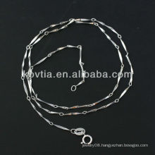 Women favorite 925 sterling silver chain wholesale