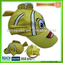 Kinder Baseball Kappe Fisch BC-0199