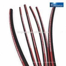 Manguera hidráulica trenzada de alambre de acero (SAE 100R1AT R2AT)