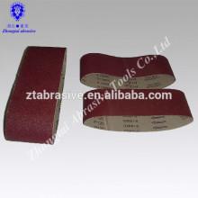 Ceinture de petite machine d'OEM, ceinture de sable de gxk51 pour le métal, bois