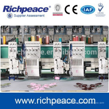 Richpeace Precise Computerized Mixed Coiling Multi-head Embroidery Machine