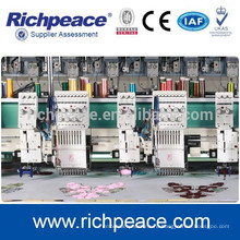 Richpeace Precise Computerized Mixed Coiling Multi-Head Вышивальная машина