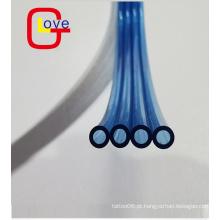Tubo flexível de mangueira de ar pneumático transparente transparente