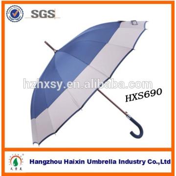 Durable and Luxury Straight Owl Umbrella For Rain