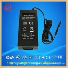 high quality 220v to 120v 24 v power adapter 3a waterproof