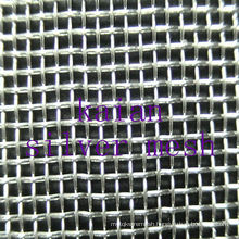 Silver Woven Mesh for battery/electro-----30 years manufacture supplier hot sale