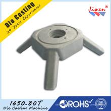 Pièce de moulage mécanique sous pression en alliage d'aluminium certifié ISO 9001: 2008