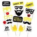 Fiesta de la marca de fábrica de FQ Venta caliente Máscara de ojo de la mascarada Máscara de la bola del partido de la manera