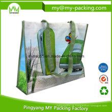 Promoção de compras de mercearia Matt Laminado PP Nonwoven Bag