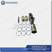 Genuine 4JA1/4JB1 Cylinder Liner 5-87810-277-3