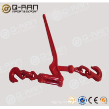 Rigging Forged Handle Red Painted Lever Type Load Binder