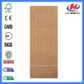 JHK-011 Engineered Cherry   Moulded Wood Door Skin