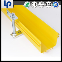 fiberglass reinforced plastic cable tray for fiber optical cable