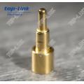 Pin Pogo en laiton pour SMT avec petit diamètre 0.6