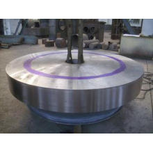 ASTM Heavy Steel Forged Ring Fabrication For Wind Power Ind