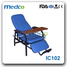 IC102 Best seller! reclining hospital transfusion chairs